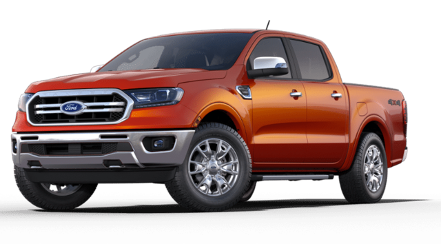 New 2019 Ford Ranger Lariat Truck 1FTER4FH3KLA92030 in Sturgis, SD